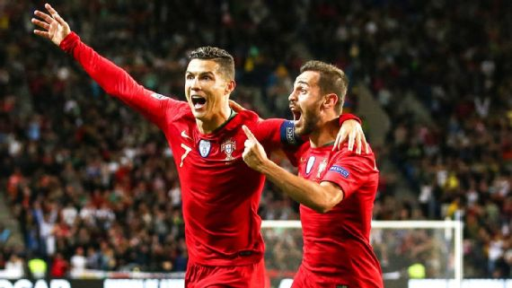 596a7bd0f8f Ronaldo proves he's irreplaceable as Portugal's prodigies fail to live up  to the hype