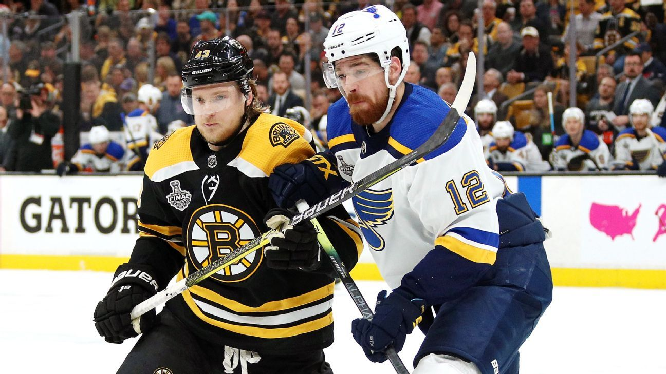 Stanley Cup Playoffs Daily Bruins Vs Blues Game 6 Faq