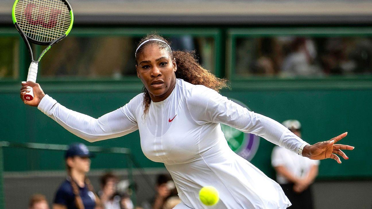 Serena, Sharapova, Federer among top storylines on road to Wimbledon