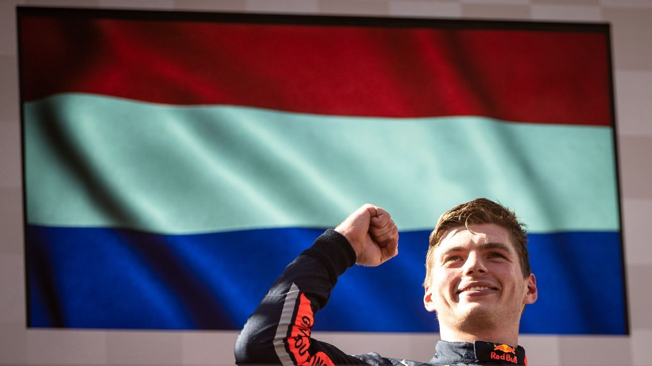 Verstappen: If that's not allowed, what's the point of being in F1?
