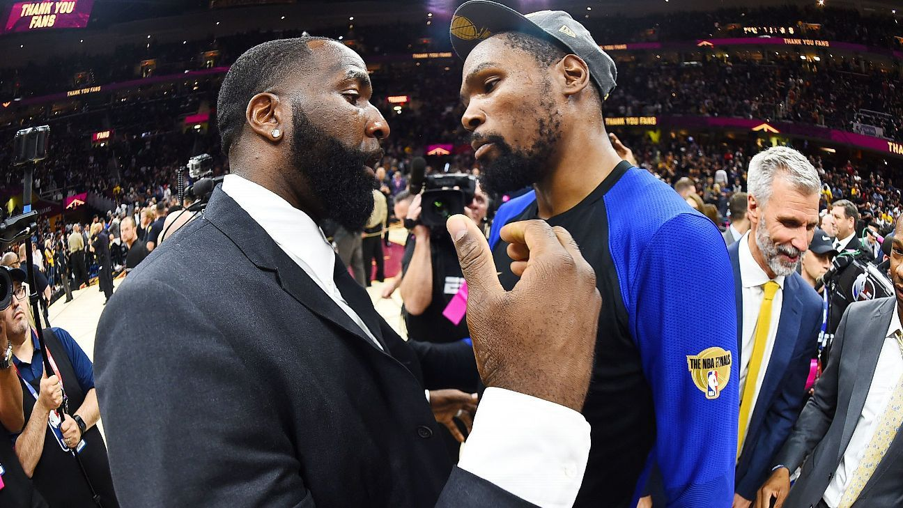 KD defends legacy, Nets in Twitter exchanges