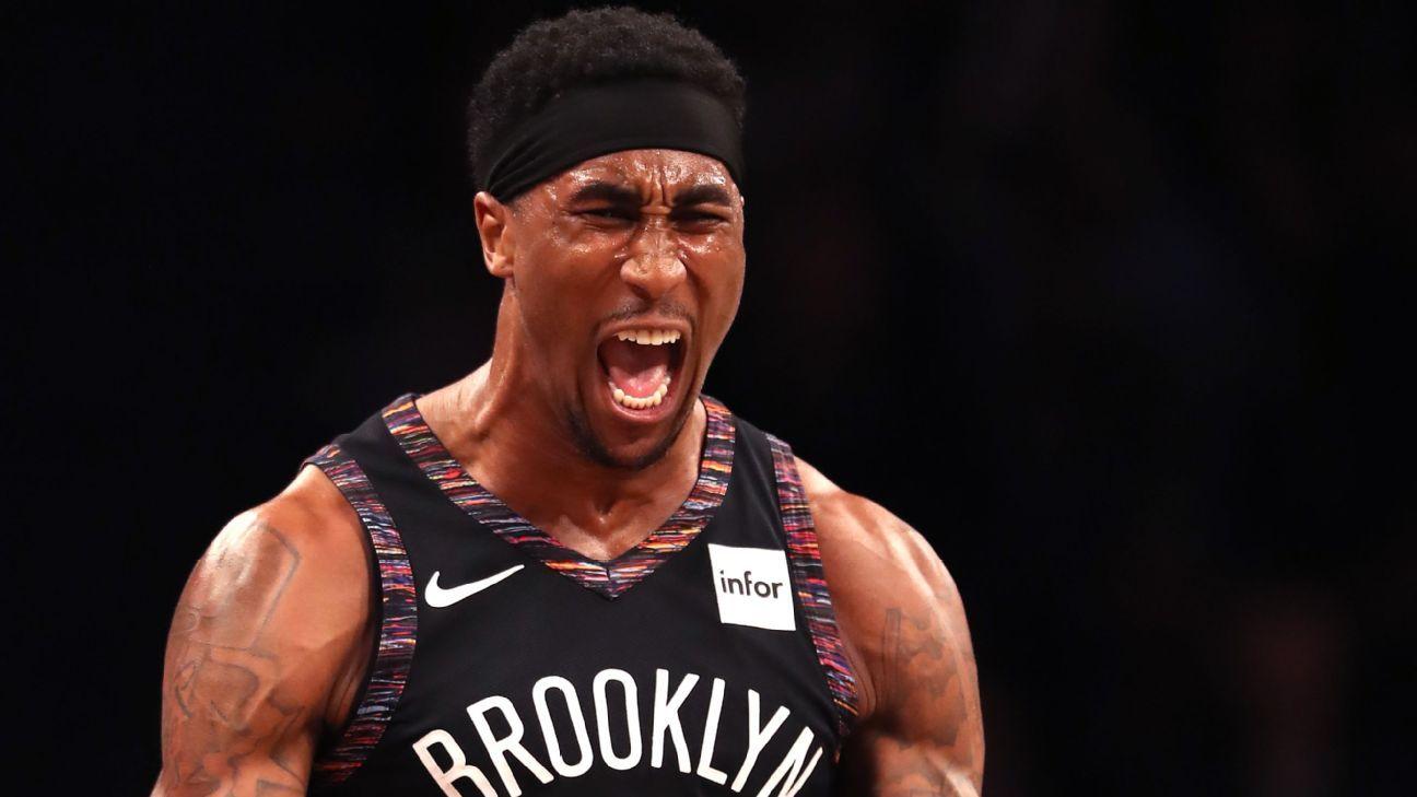 Sources: Hollis-Jefferson, Raptors agree to deal