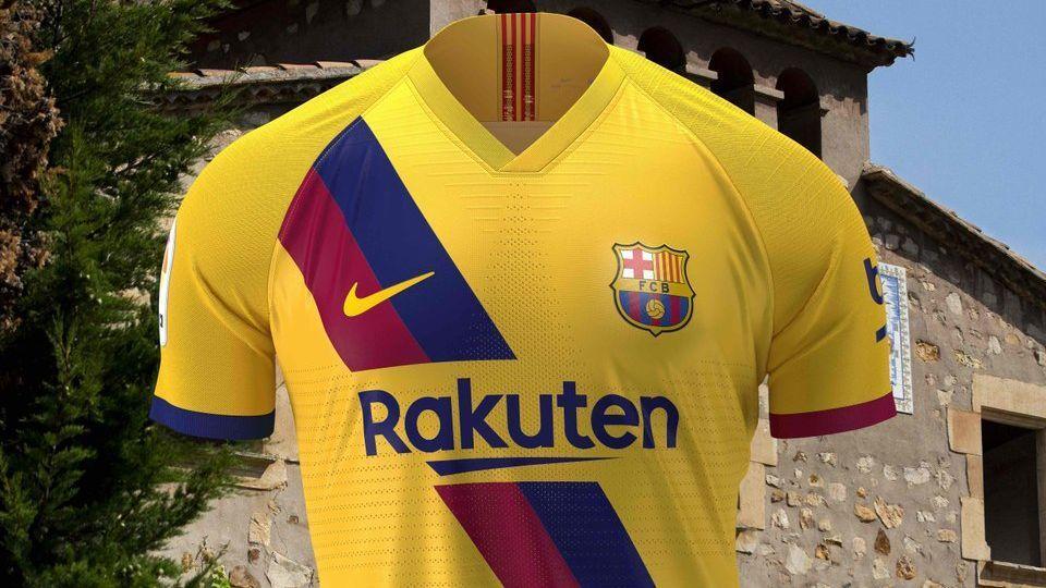 db6cca876 Barça presenta camiseta 'retro' inspirada en los años 70'