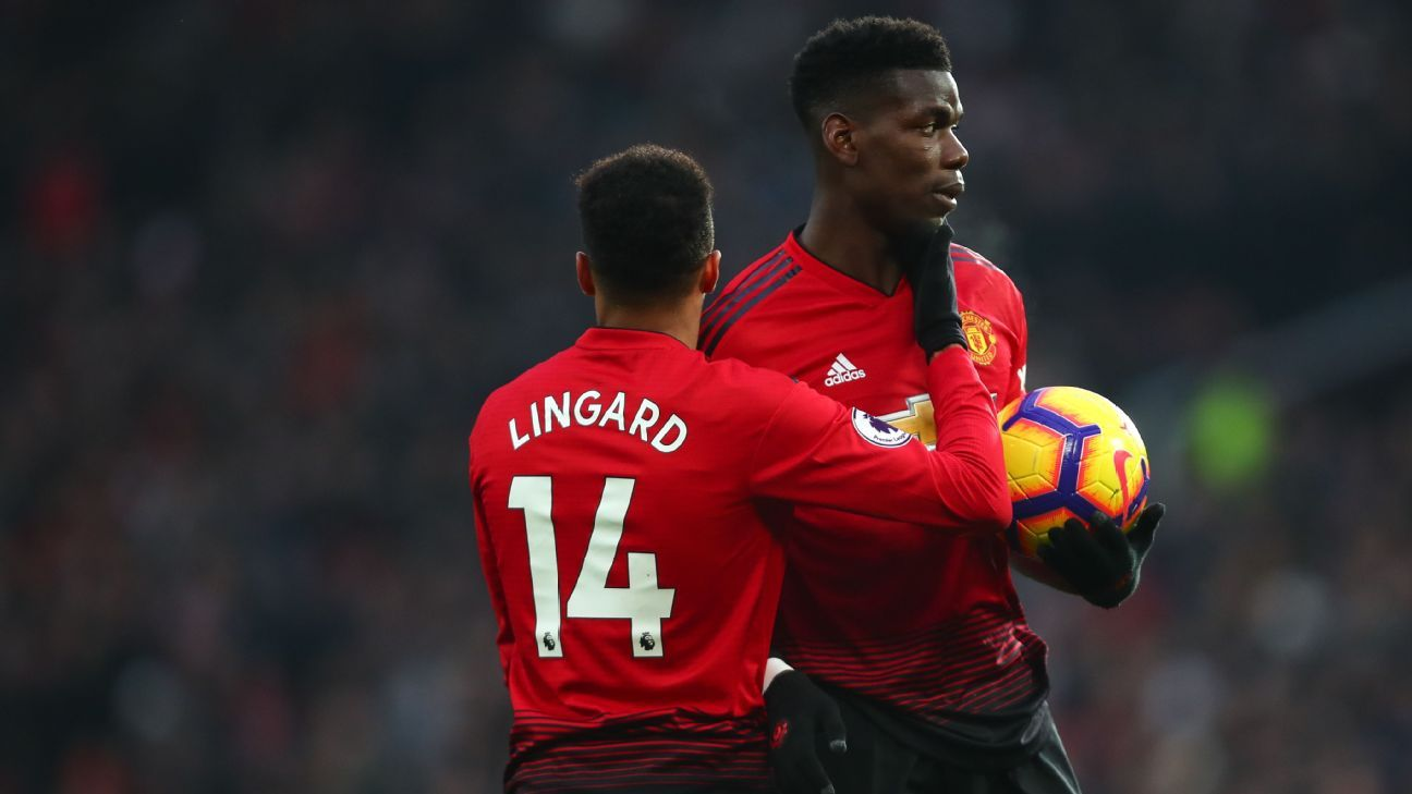 Image result for lingard pogba