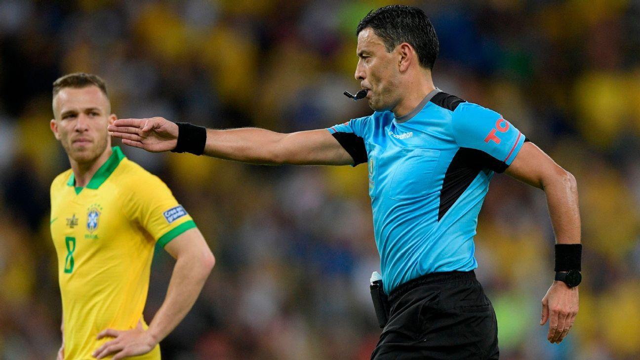 Perú vs Brasil: El VAR y Roberto Tobar, los protagonistas de la semifinal de Copa América