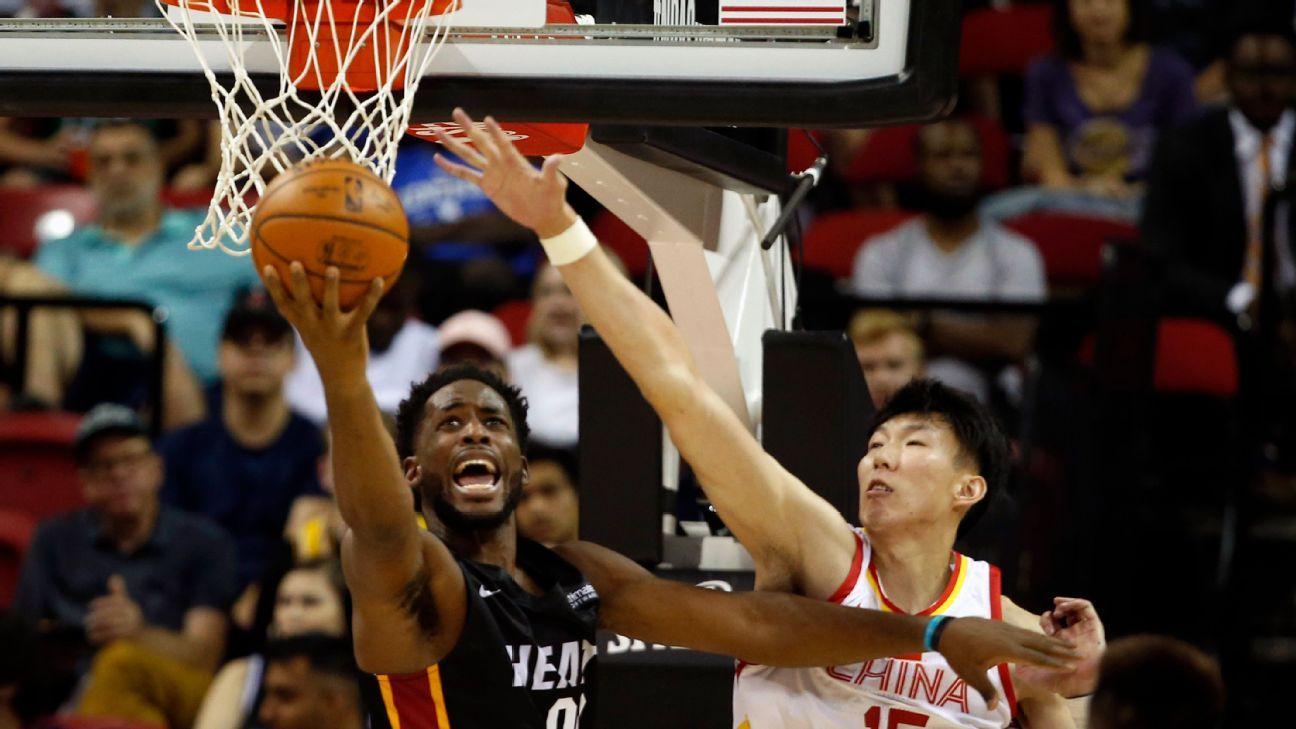 Nba Basketball Miami Heat Bedroom In: Three Biggest Gambling Takeaways From The NBA Summer League