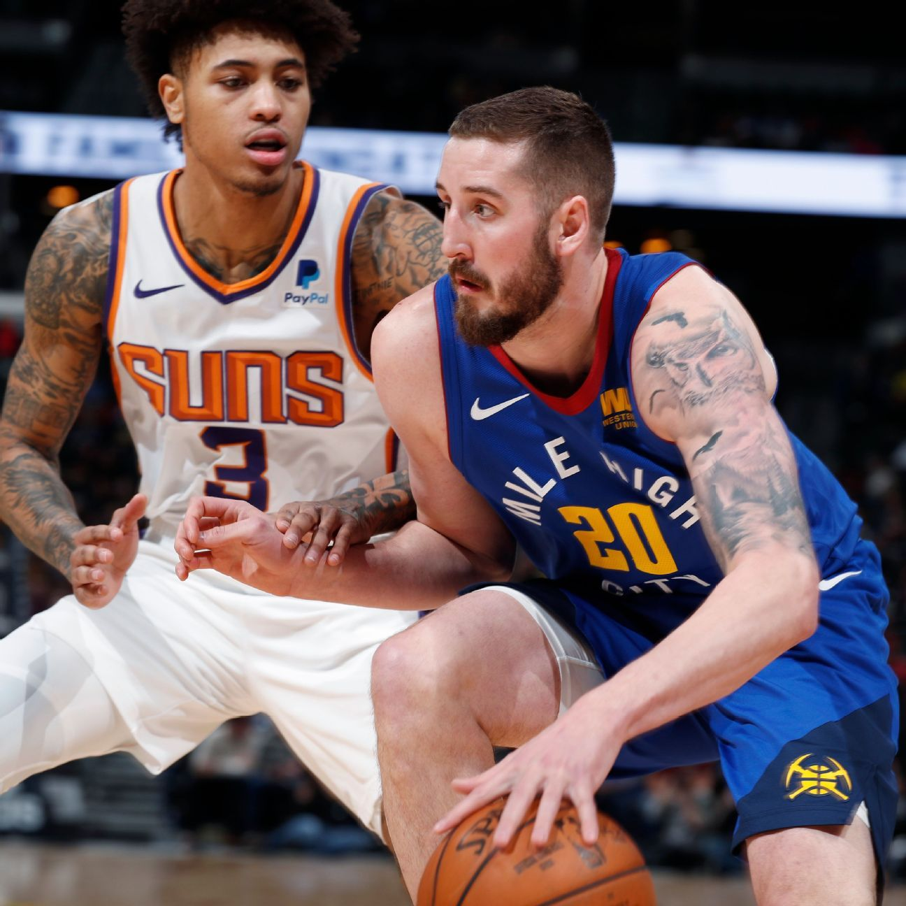 Stretch-4 Lydon agrees to 2-year deal with Kings