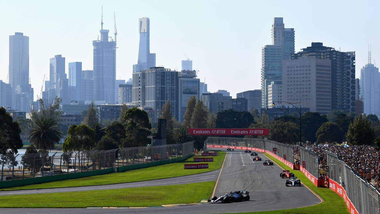 The environment will pose F1's biggest challenge in the 2020s