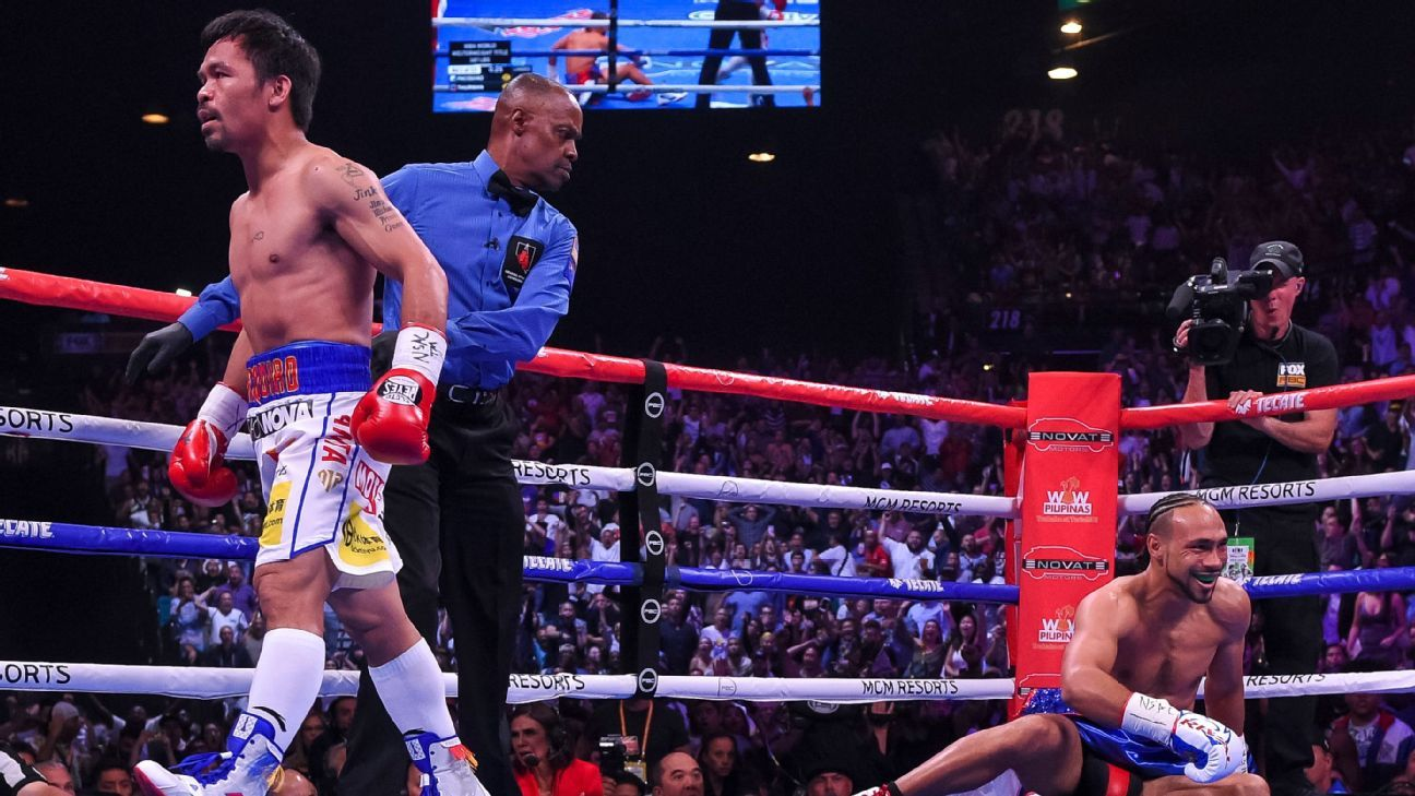 Manny Pacquiao defies Father Time once again
