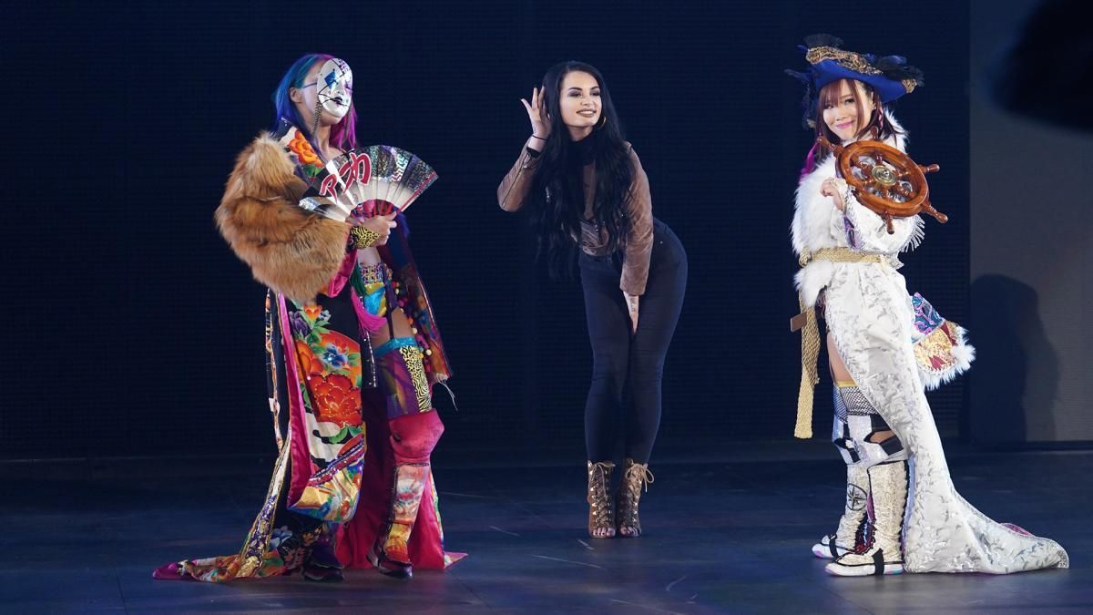 Wwe Profile Page Kabuki Warriors
