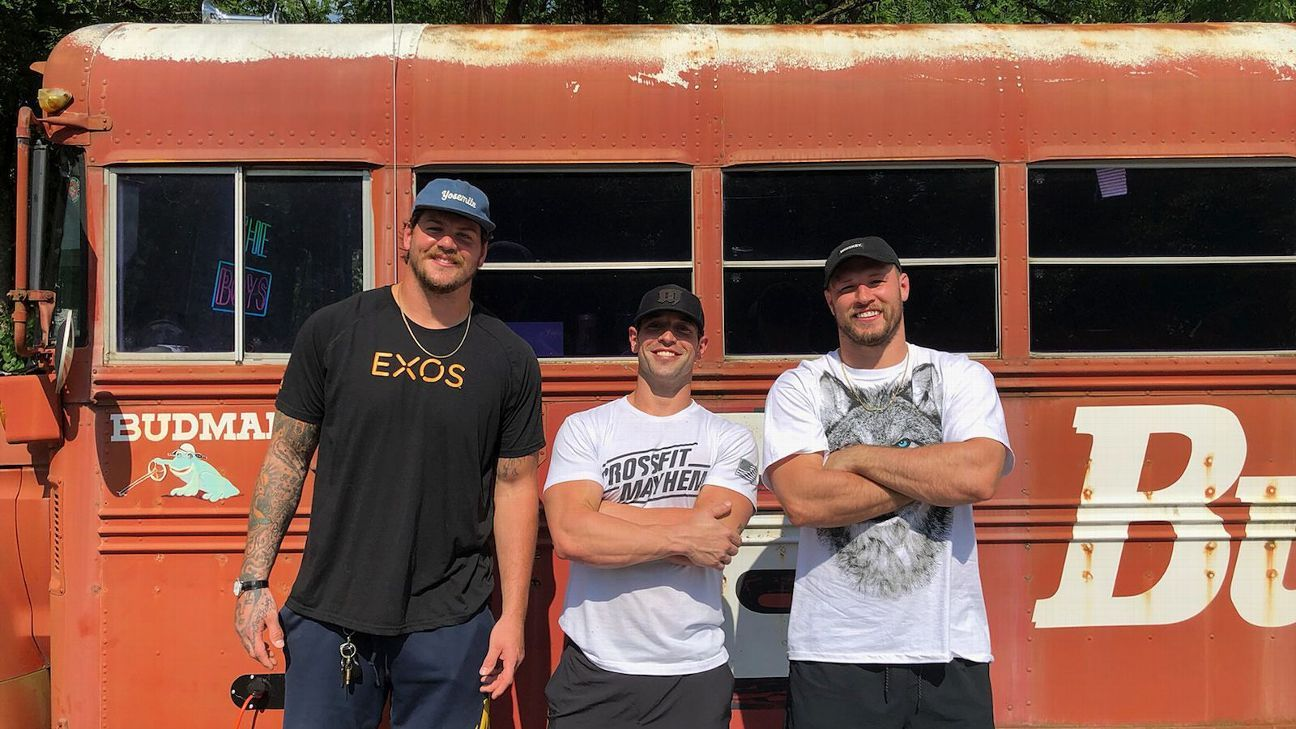 Taylor Lewan S New Project Buy A Bus And Start A Podcast