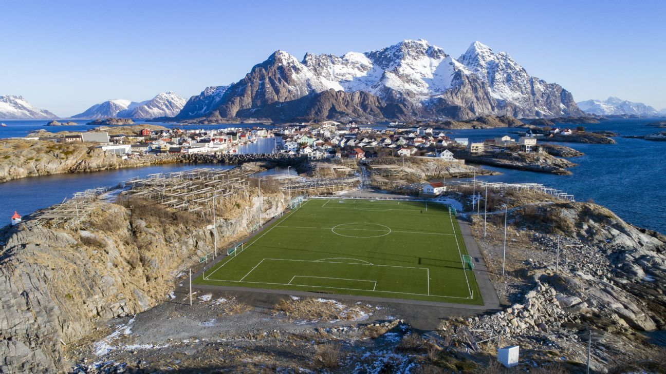 Toe Poke Daily: Simply some of world football's most stunning stadium views
