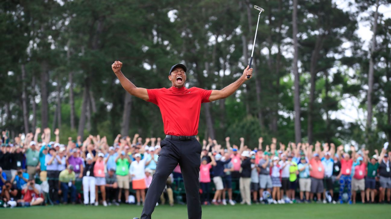 The best, worst and most absurd things from golf's four majors