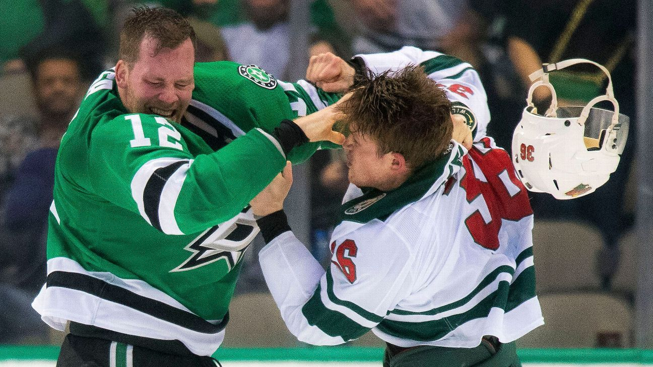 'The new normal': Why fighting in the NHL has dropped to historic lows