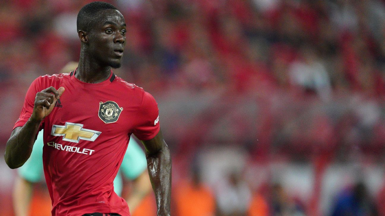 Bailly signs Manchester United extension - sources