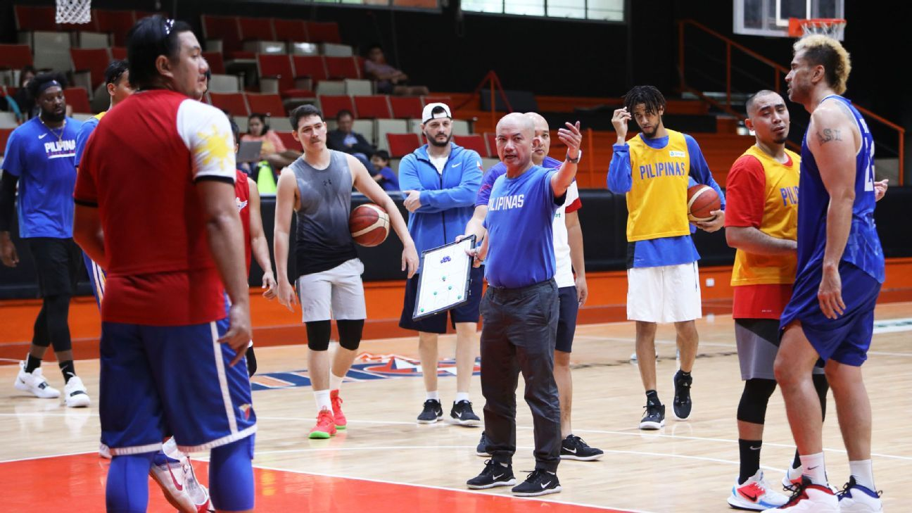 Gilas not bothered by Duterte's remarks, look at them as a challenge