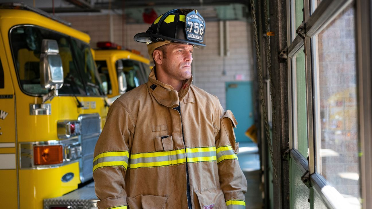 Heavy wait: Stipe Miocic on fighting fires (and Daniel Cormier)