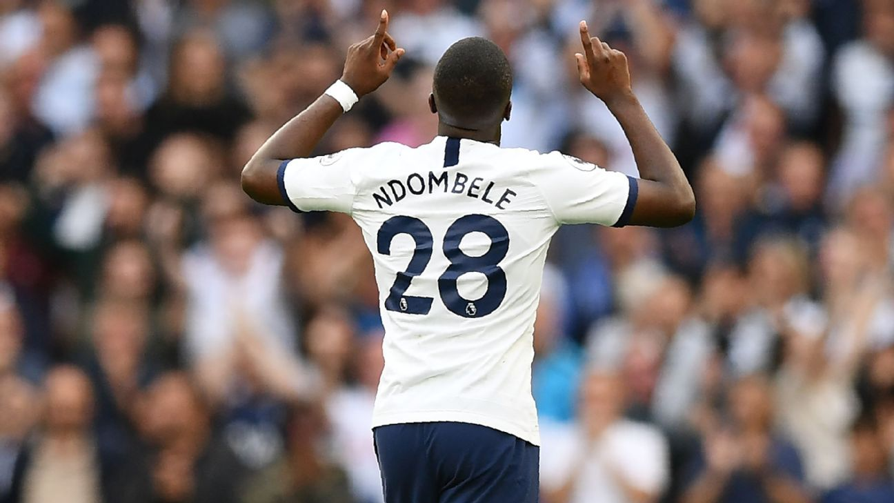 LIVE Transfer Talk: Barcelona eye shock move for Tottenham's Ndombele - ESPN