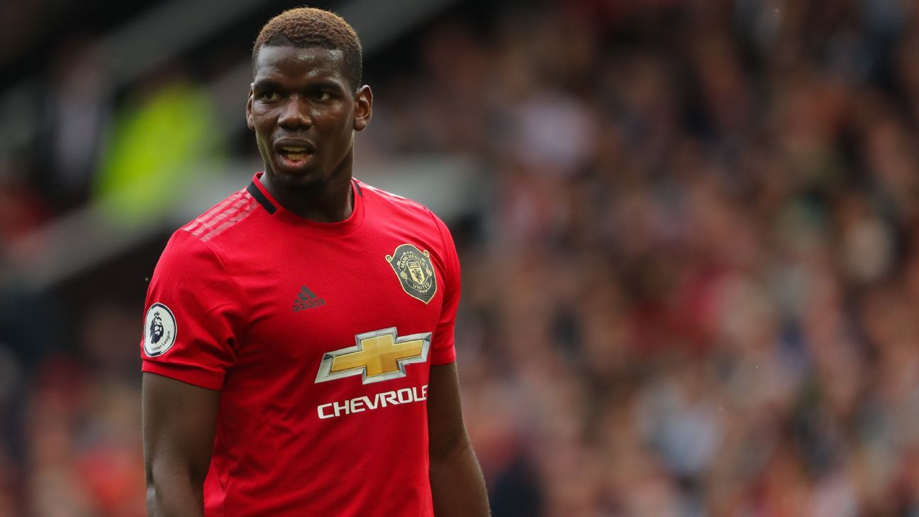 Zidane wants Man United's Pogba, Real Madrid have other ideas - sources