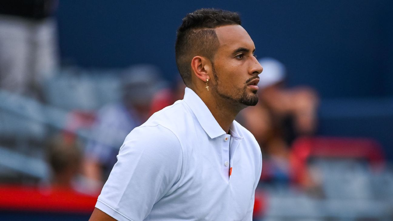 Kyrgios berates ref with stunning verbal onslaught