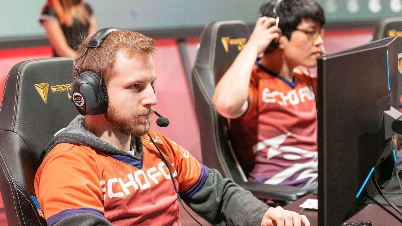 Ousted from LCS, Echo Fox release players