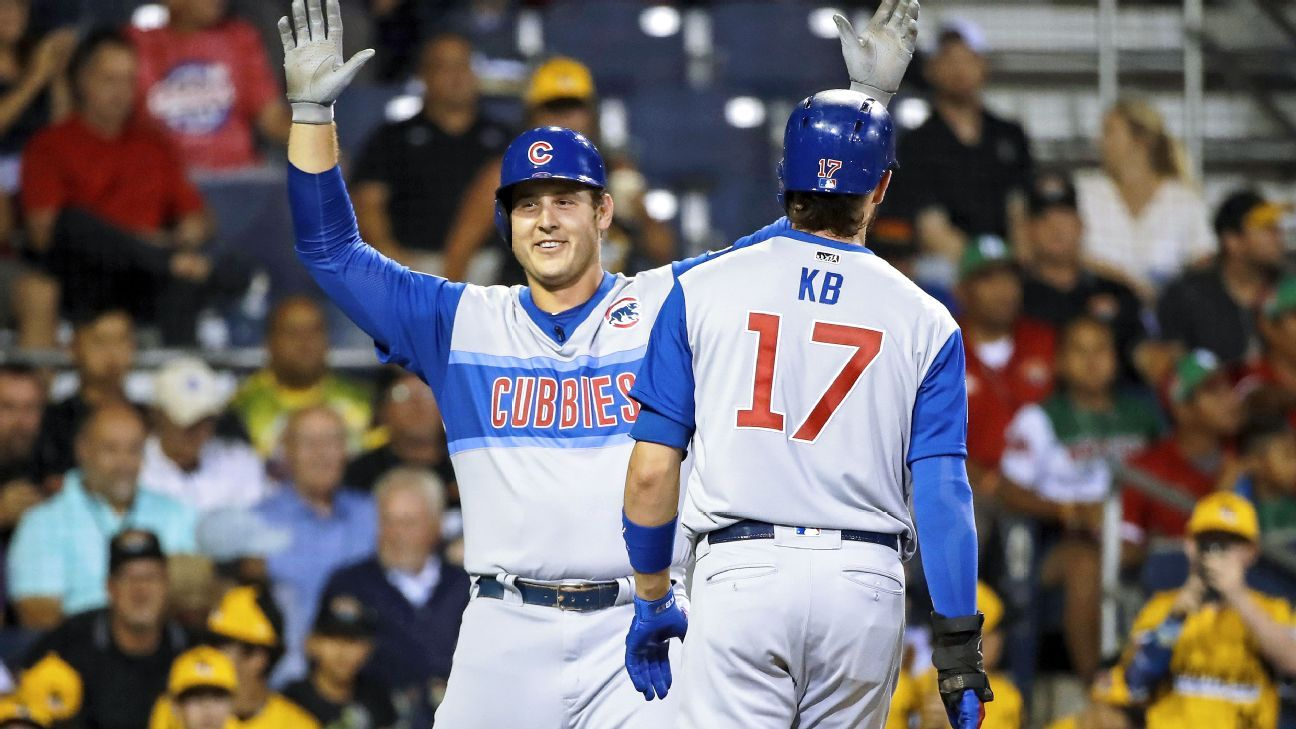 Cubs' trip to Williamsport may have been just what they needed