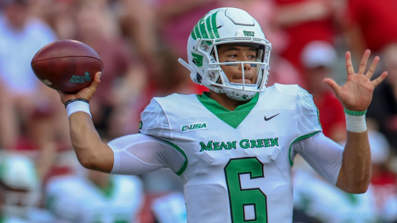 Why Mason Fine is the best QB you don't know