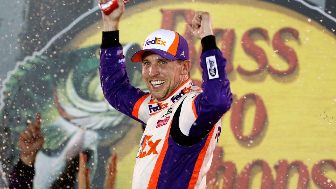 NASCAR StatWatch: This season has belonged to Joe Gibbs Racing