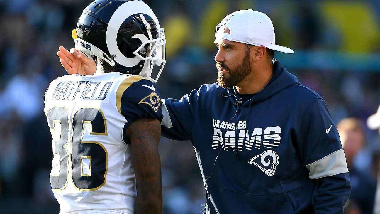 At home with the Rams, Eric Weddle impresses with his IQ