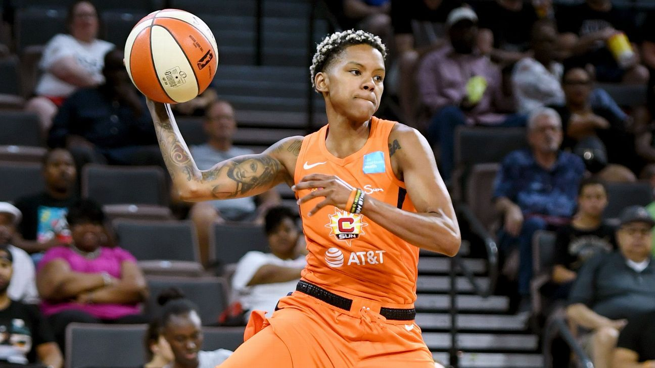 Connecticut Sun look to make extended stay in 2019 WNBA playoffs
