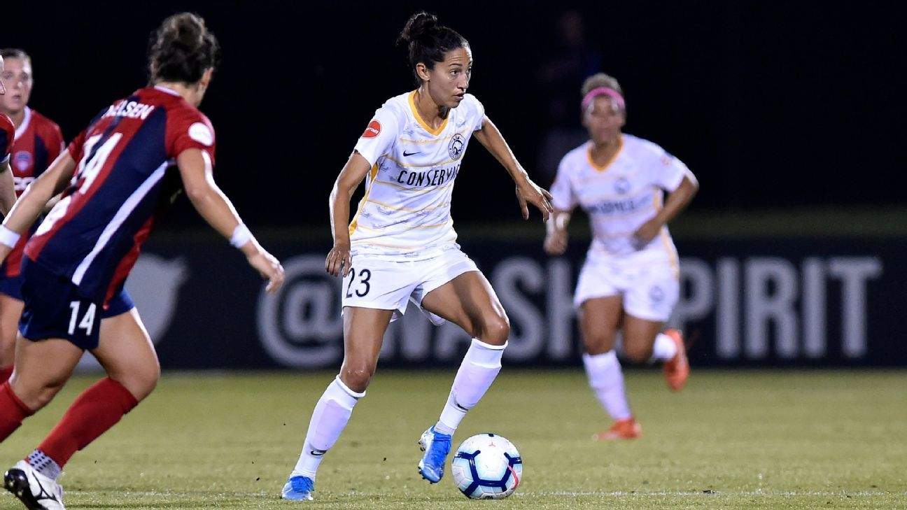 Portland Thorns, Chicago Red Stars lead NWSL into break