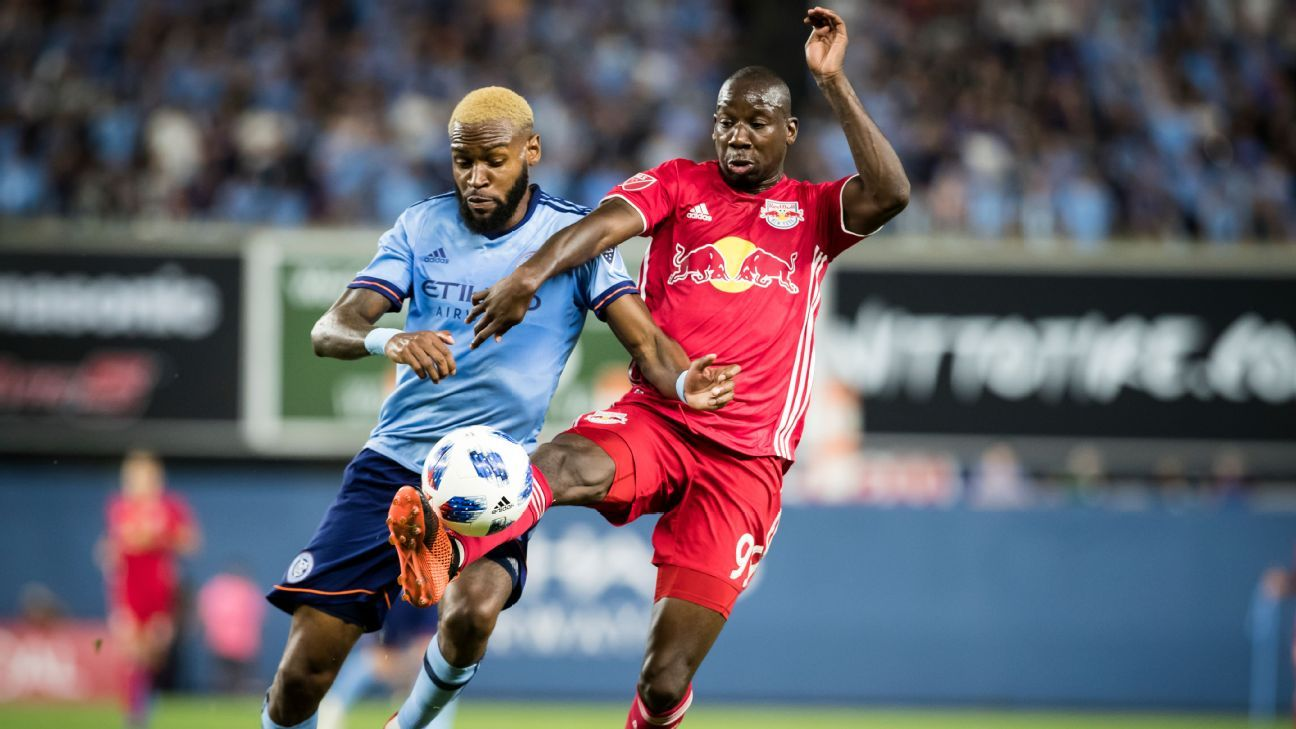 NYCFC seek revenge in Hudson River Derby; Seattle-Portland play for Cascadia Cup