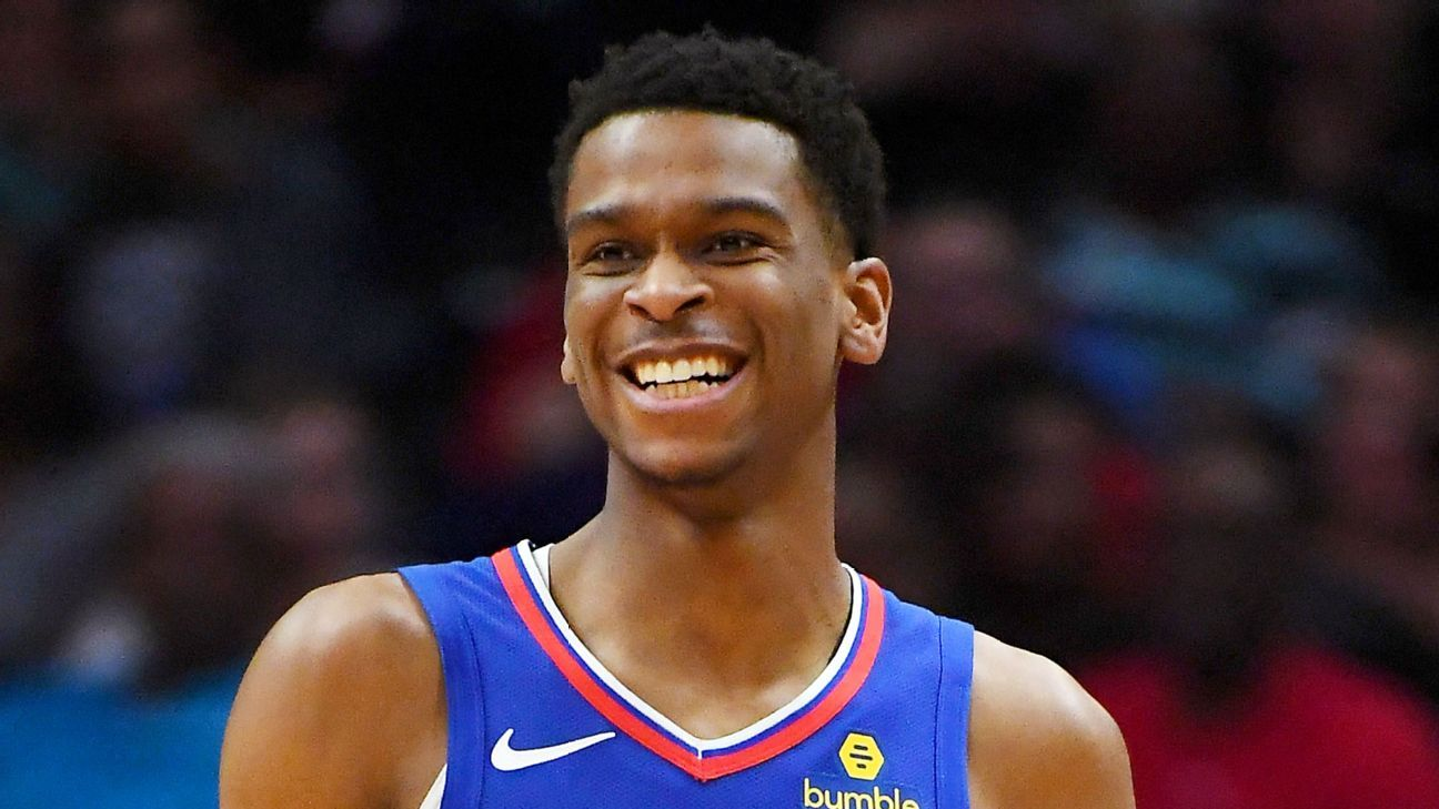 Gilgeous-Alexander: Not filling Westbrook's shoes