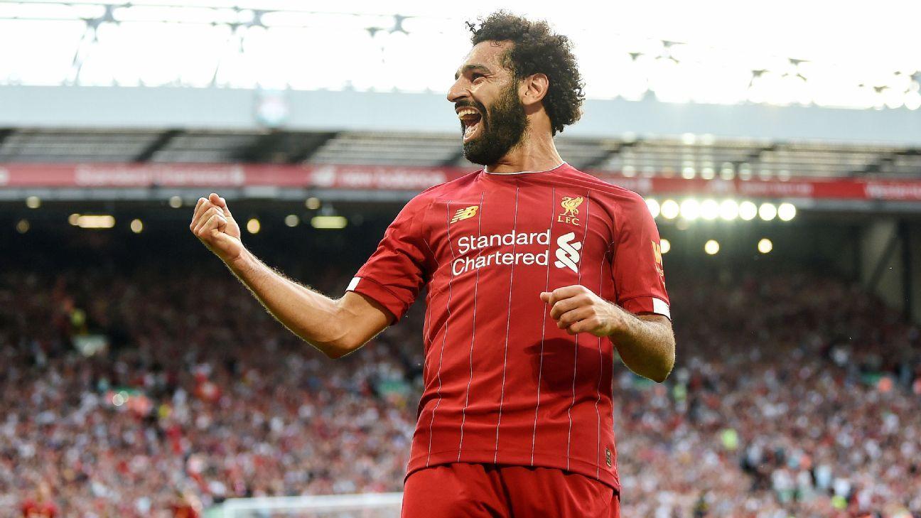 Salah 9/10, Matip 8/10 as Liverpool dominate Arsenal, stay top