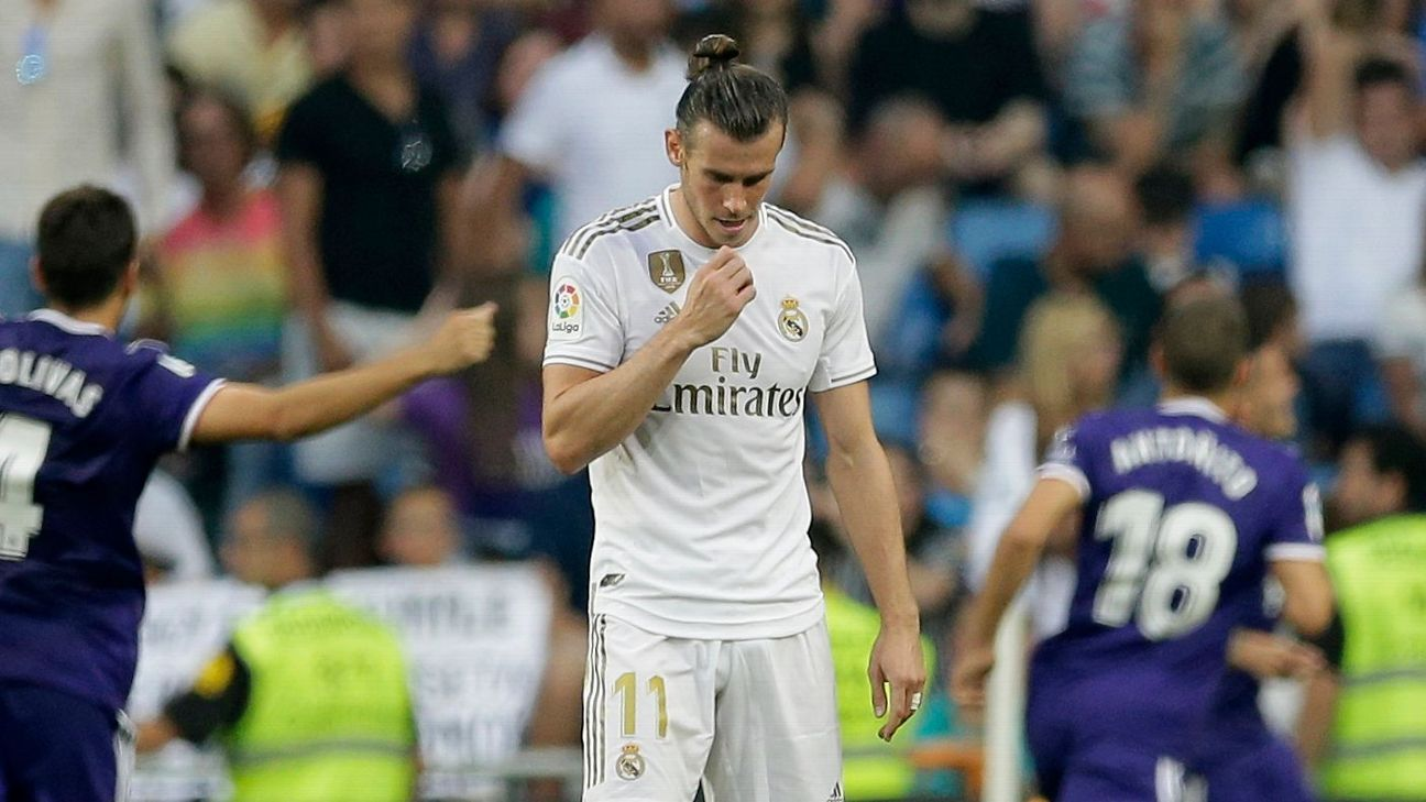 Madrid held to frustrating draw with Valladolid