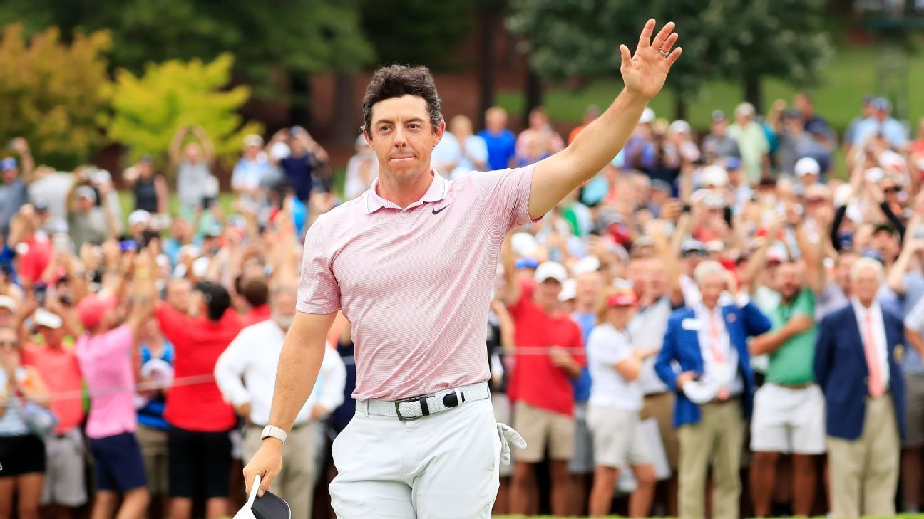 For McIlroy, this FedEx Cup win was about righting some wrongs