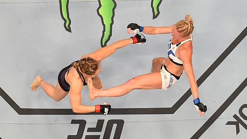 Best in the world: The UFC's most memorable title fights outside North America