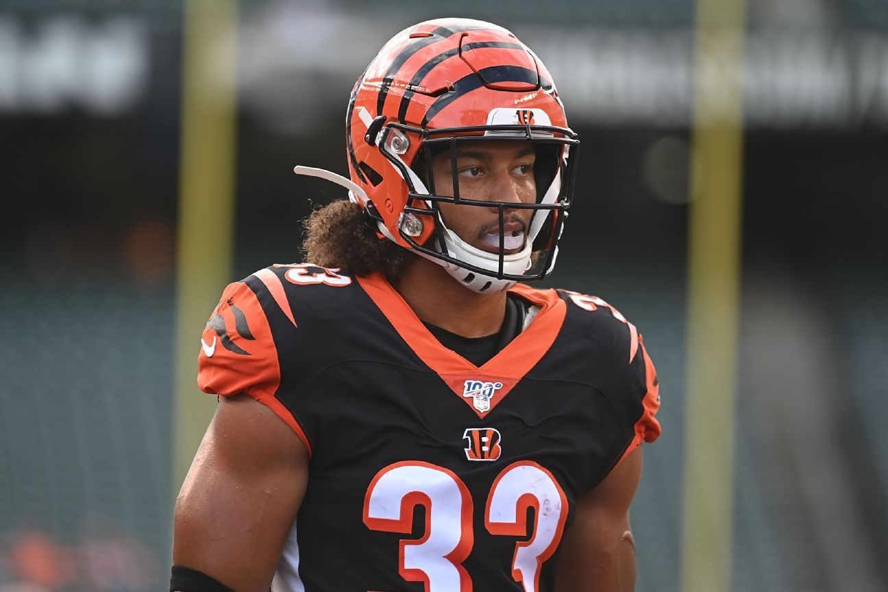 Source: Cincy fears RB Anderson tore ACL again