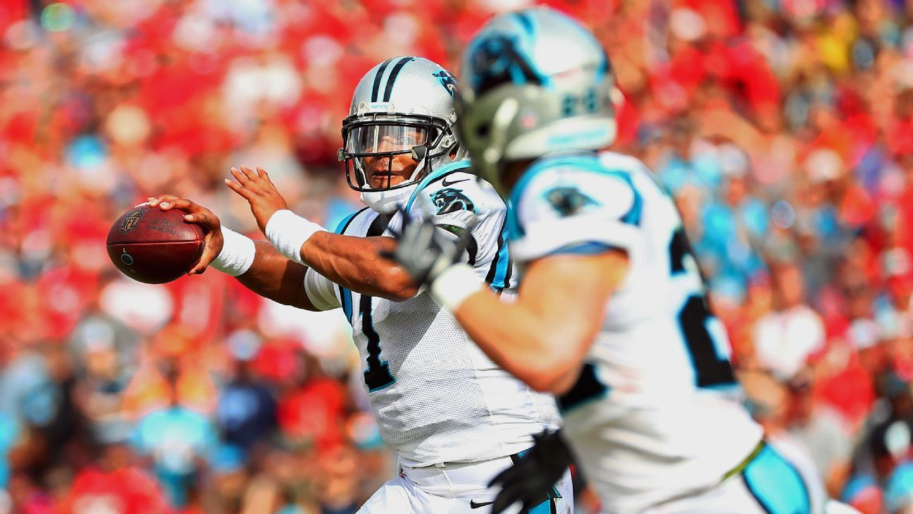 Carolina Panthers- ESPN