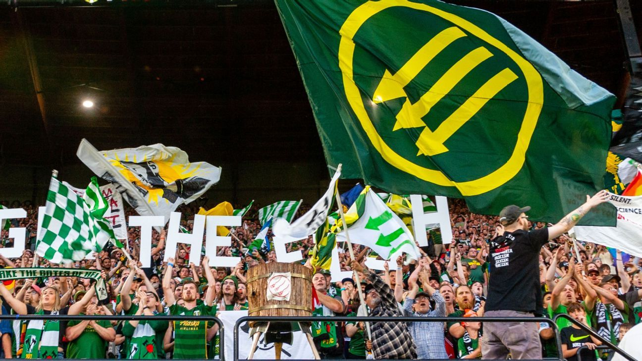 MLS takes on Portland's most passionate fans over protests. What's this feud about?
