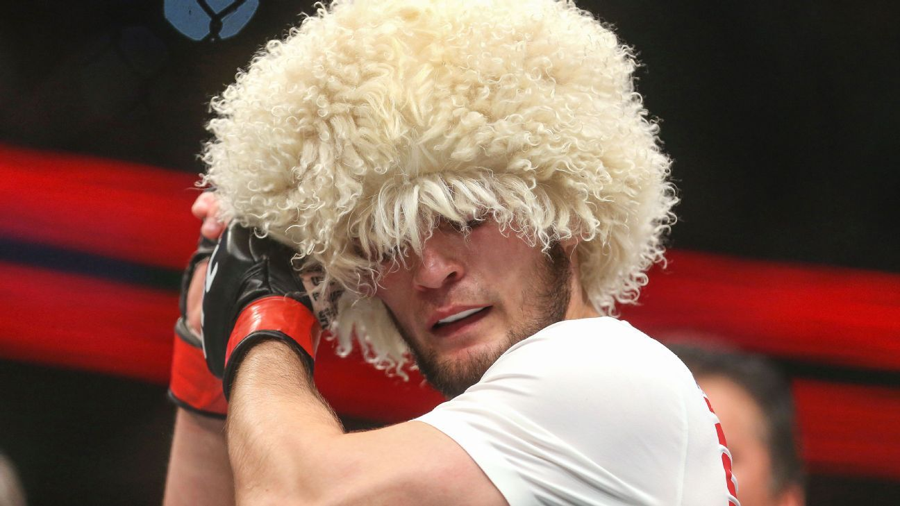 Inside The Hat That Helped Shape Khabib S Identity