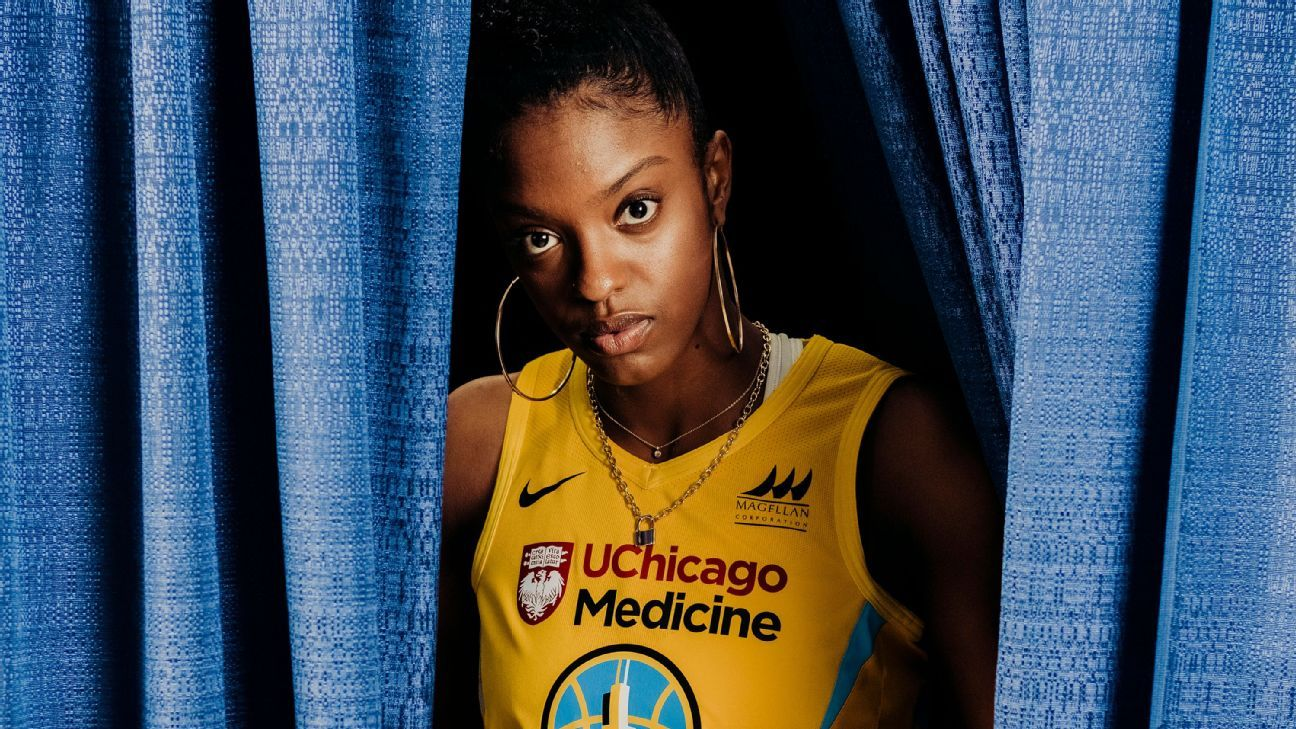 The maddening promise of Diamond DeShields