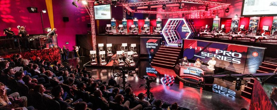Ferrari wins on debut in F1 esports