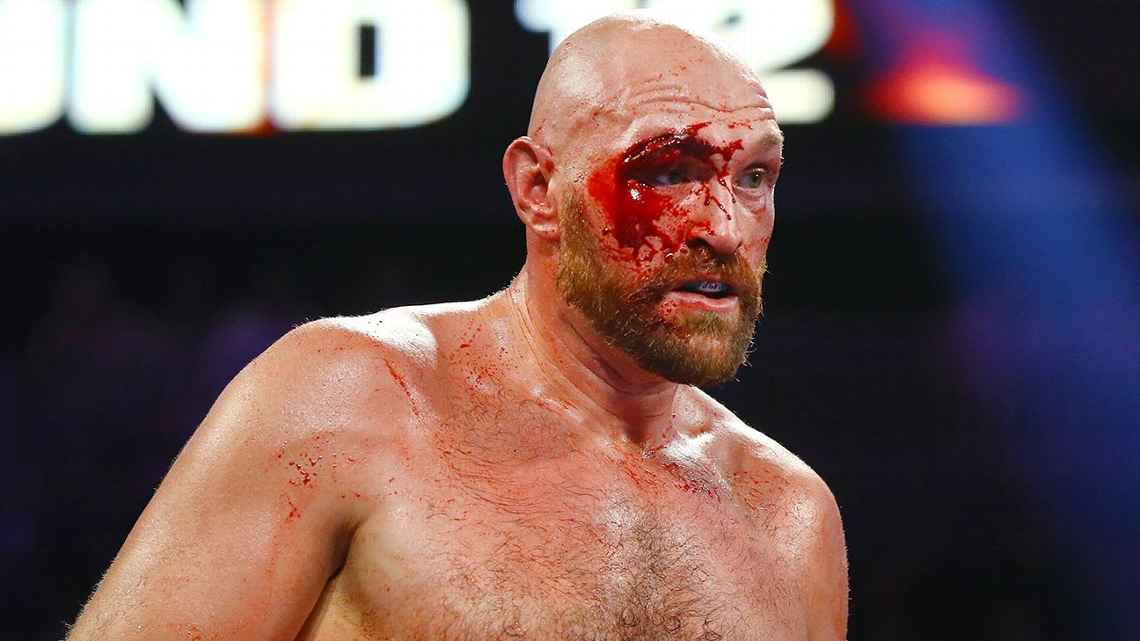 Fury survives Wallin scare to stay on course for Wilder rematch