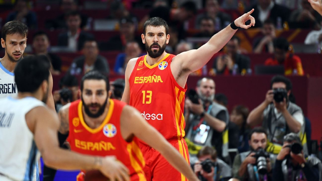 FIBA All-Stars: Gasol, Giannis and the very best NBA players at the World Cup