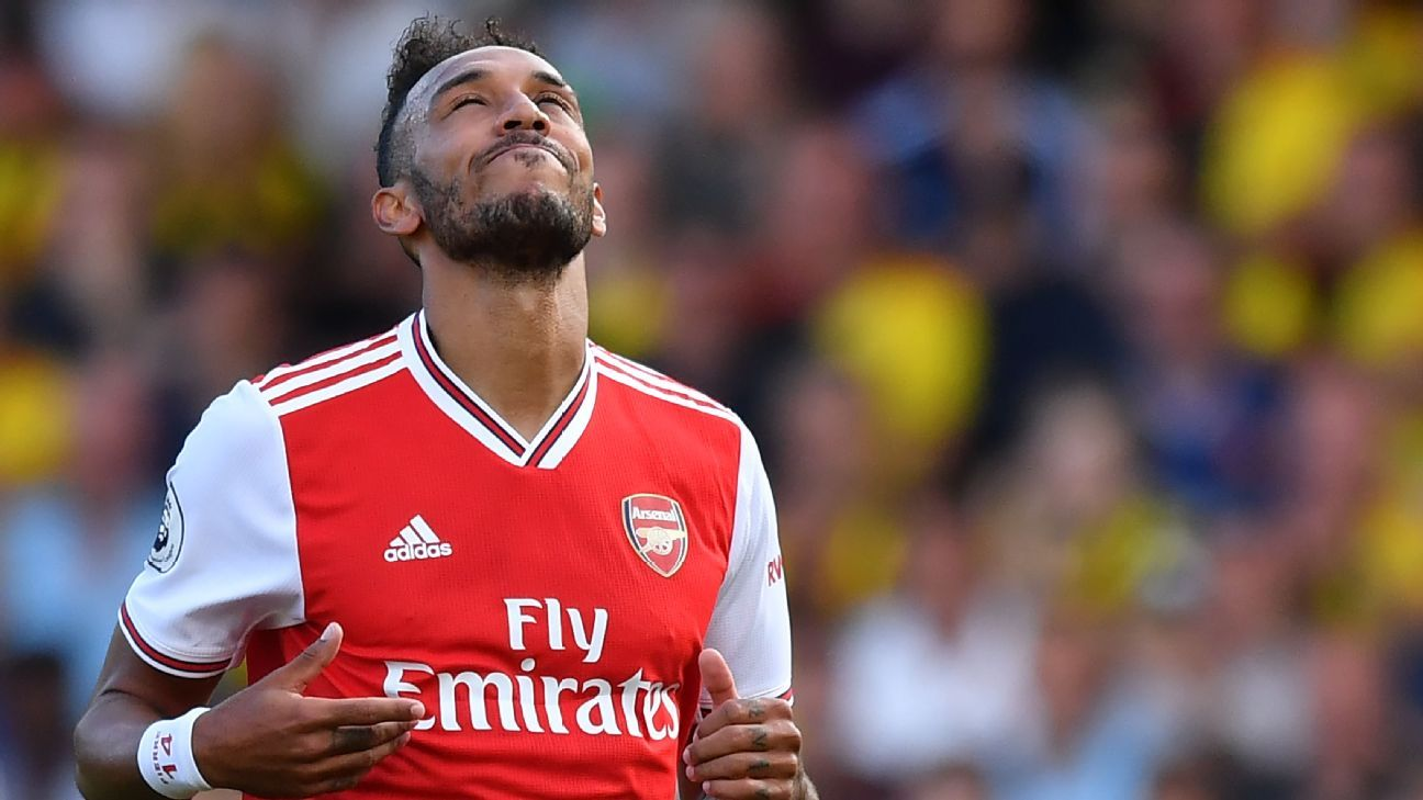 LIVE Transfer Talk: Barcelona and Real Madrid target Arsenal star Aubameyang