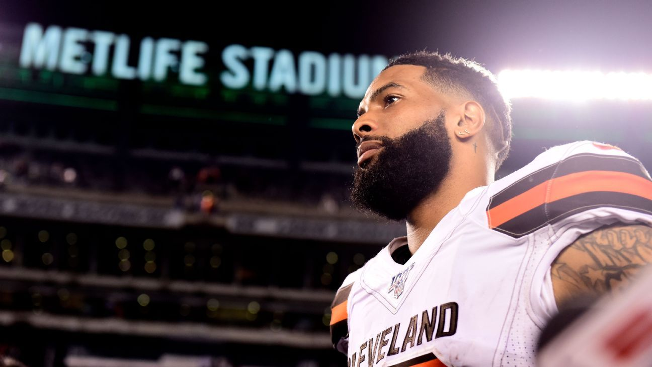 Browns' Odell Beckham rails against NFL fine system after getting another
