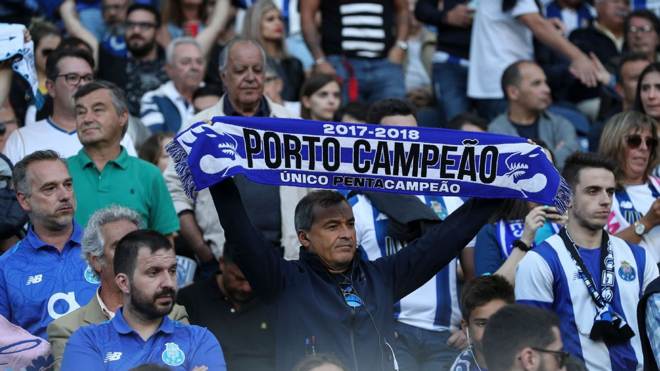 Porto charged for supporters' racist behaviour
