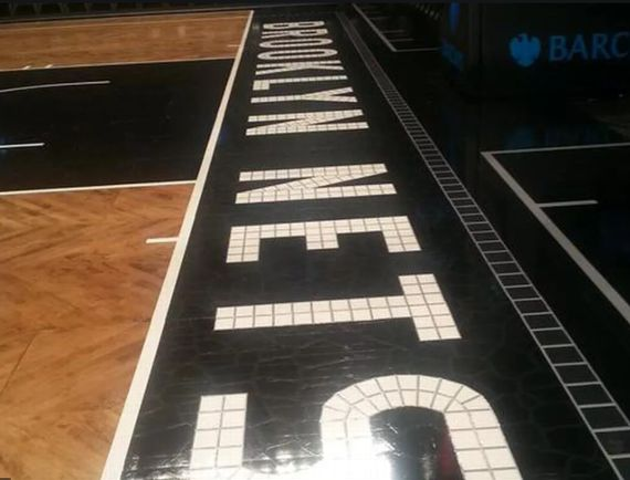 Brooklyn Nets Going Gray For Fresh New Look