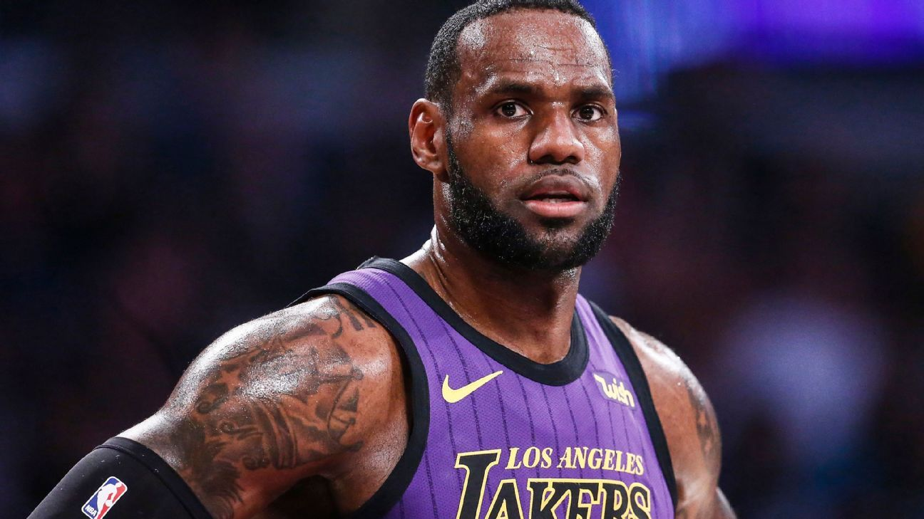 LeBron: Morey 'misinformed' before China tweet